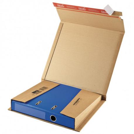 Etui postal spécial CLASSEUR fermeture adhésive ColomPac® 320 x 290 x 35 à 80 mm