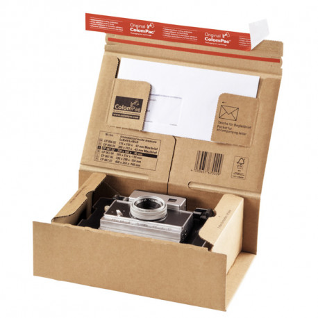 Boîte postale renforcée ColomPac® 215 x 155 x 43 mm