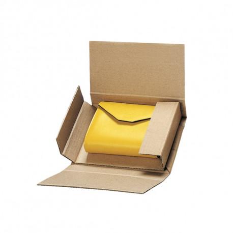 Etui postal Simple Pac fermeture adhésive 240 x 180 x 0 à 60 mm
