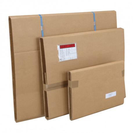 Etui postal Spécial Cadre 420 x 340 x 0 à 70 mm