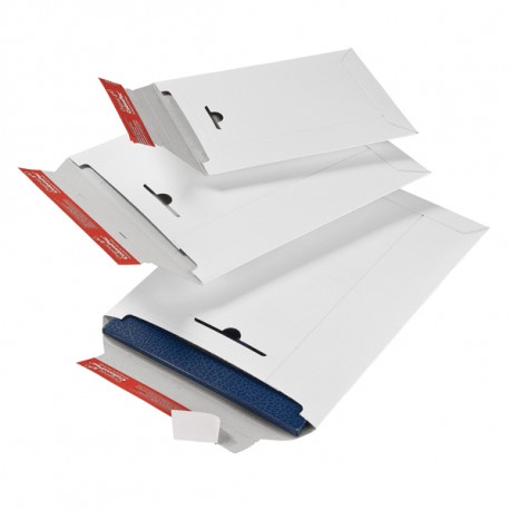 Pochette d'expédition carton compact fermeture adhésive ColomPac® 235 x 310 mm
