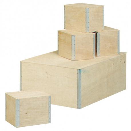 Caisse bois 1184 x 784 x 662 mm