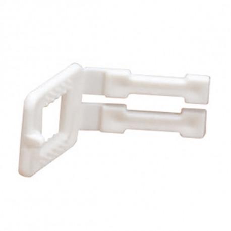 Boucles Plastiques Picots 16mm