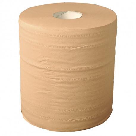 Bobine d'essuyage industriel chamois 260 x 300 mm