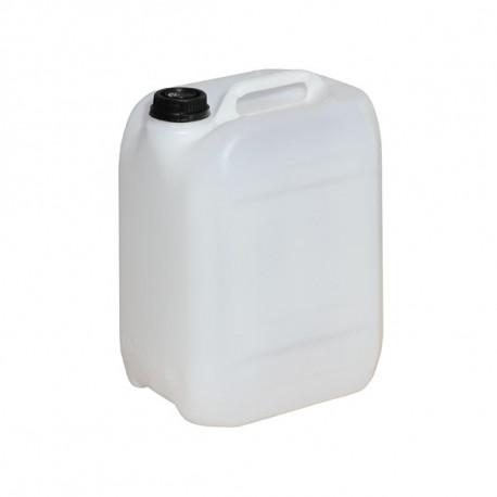 Bidon plastique naturel 10L 192mm x 232mm x 321mm