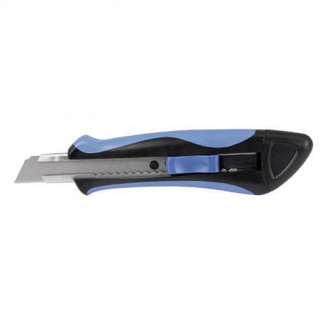 Cutter ECO autobloquant lame de 18 mm