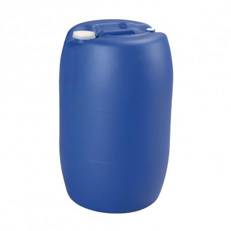 Fût plastique à bondes homologué UN 120L 495mm x 790mm
