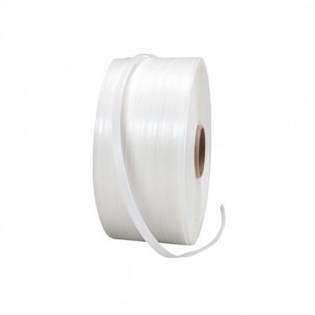 Feuillard Textile Fil À Fil 13mm x 1100m