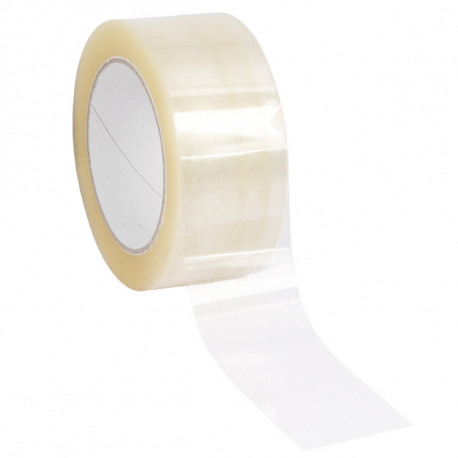 Ruban Adhésif PP Hotmelt Transparent 48mm x 100m x 28µ