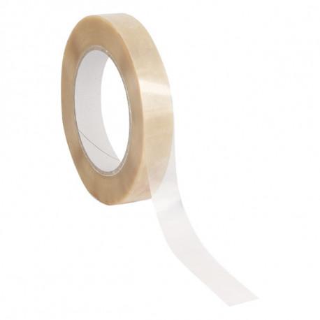 Ruban Adhésif PVC Transparent 19mm x 100m x 33µ
