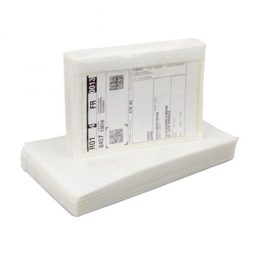 Pochettes porte-documents neutre - RENFORCEE 220 mm x 110 mm