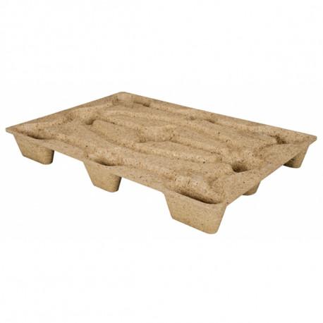 Palette bois moulé 1200 x 1000 mm