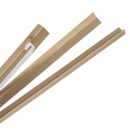 Corniere Carton adhesive 3mm - 1200 x 45 x 45 mm