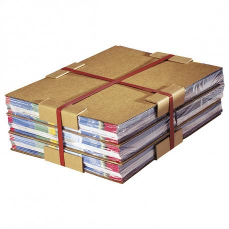 Angle de protection carton 3 mm - 100 x 35 x 35 mm