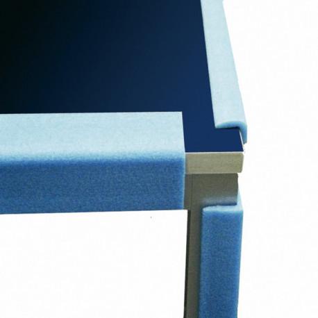 Profilé mousse en L (50x50) x 2000 mm
