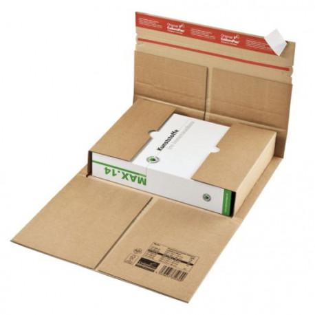 Etui postal Excel Pac fermeture adhésive ColomPac® 250 x 190 x 0 à 85 mm